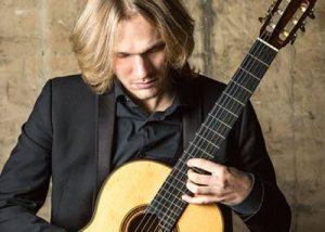 25.05.2018 | Neue Szene - Evgeny Beleninov bei den  Hamburger Gitarrentagen