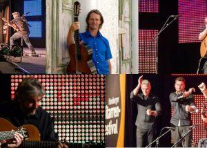 8. Hamburger Gitarrenfestival | Karten an Abend- und Tageskasse erhältlich! |  Auch Nachmeldungen für Kurse sind möglich
