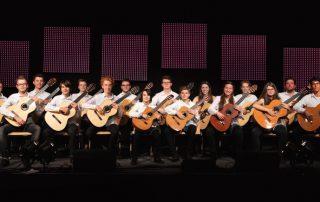 """Gitarrennachwuchs startet """"Spanien-Projekt"""""""
