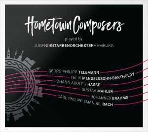 """CD """"Hometown Composers"""""""