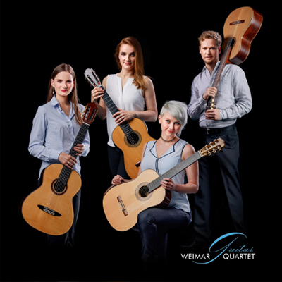 Weimar Guitar Quartet | 30.08.2019