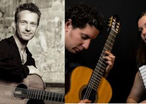 Hamburger Gitarrenfestival | Lux Nova Duo springt für das Duo Bandini - Chiacchiaretta ein