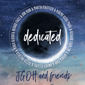 "CD ""Dedicated - JGOH and Friends"""