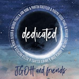 "CD ""Dedicated - JGOH and Friends"""