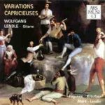 Wolfgang Lendle | Variations Capricieuses
