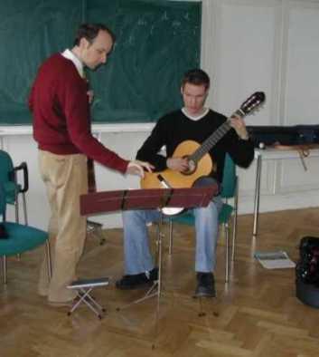 Die unerträgliche Leichtigkeit des Gitarrenspiels