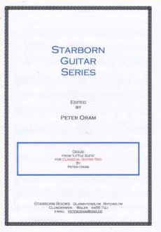 Starborn Guitar Series | Diverse Autor*innen