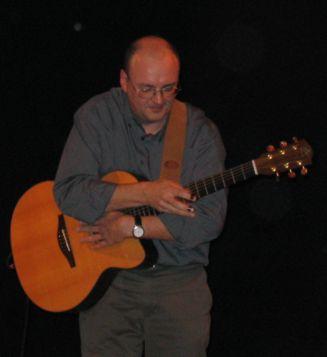 Fingerstyle-Gitarre vom Feinsten
