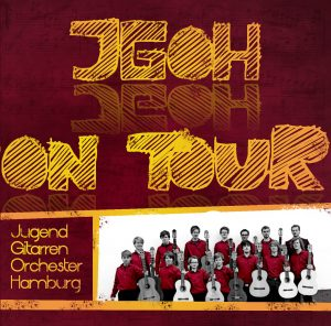 "CD ""JGOH on Tour"""