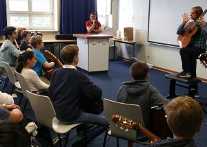 Hamburger Gitarrenfestival | Jetzt Kurs- und Workshopplätze sichern!