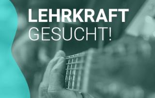 Stellenangebot | Kreismusikschule Bamberg