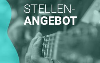 Stellenangebot | Musikschule im Landkreis Neustadt a.d.Aisch – Bad Windsheim e. V.