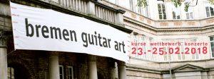 """Gitarrenwettbewerb """"Förderpreis der Gitarrengalerie Bremen"""""""