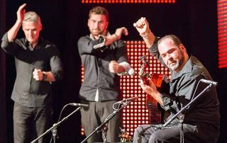 8. Hamburger Gitarrenfestival 2018 - Flamenco meets Latin