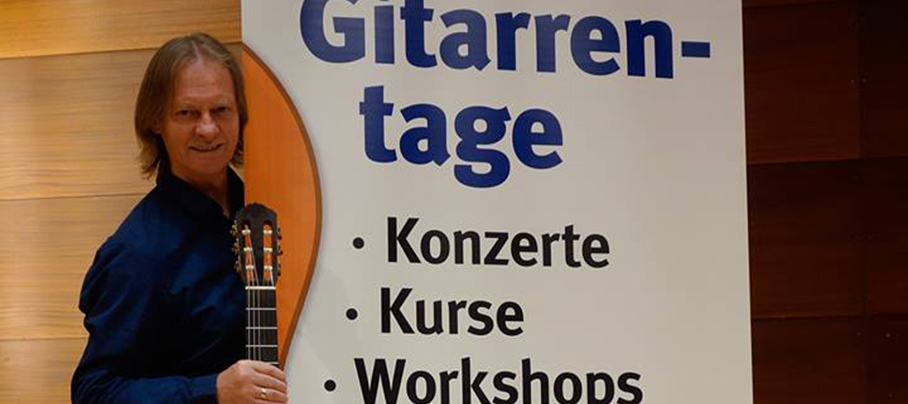 Hamburger Gitarrentage | David Russell