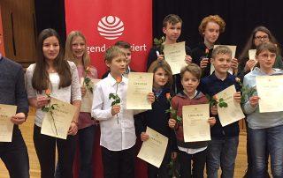 Regionalwettbewerb Jugend musiziert | JGOH und JGOH-Juniorteam erfolgreich!