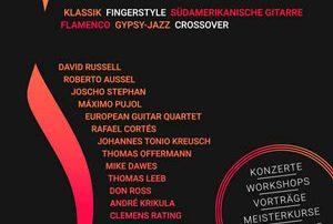 8. Hamburger Gitarrenfestival 2018