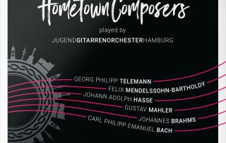 "CD ""Hometown Composers"""