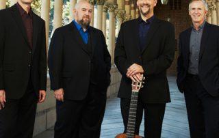 Los Angeles Guitar Quartet | Wie können Tickets umgebucht werden?