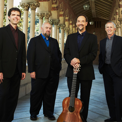 Los Angeles Guitar Quartet | 08.08.2020
